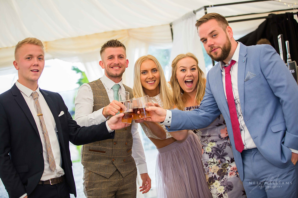 candid, documentary style, pembrokeshire photographer, neil williams photography, outdoor wedding, hilton court, best photographer, wedding reception, party,