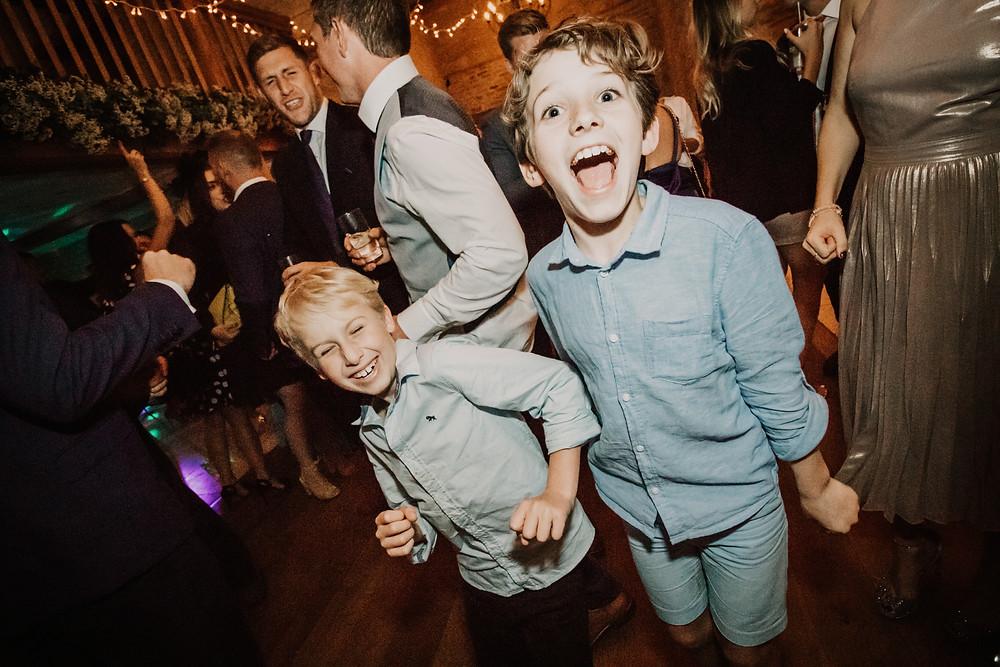 kids at weddings,