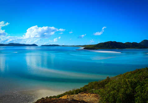 Whitehaven Beach - Whitsundays, Australia