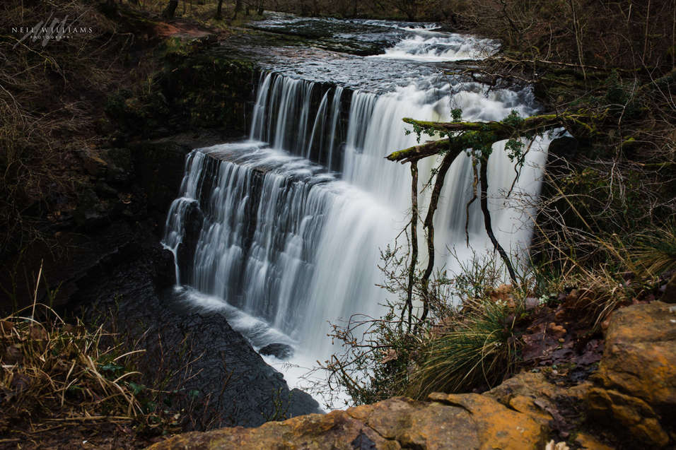 Brecon - Four Waterfalls Walk