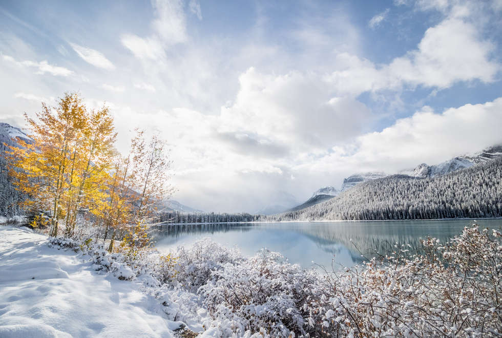 Icefields Parkway - Alberta, Canada