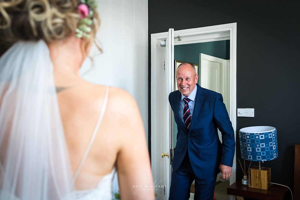 pembrokeshire, wedding, photography, neil, williams, south wales photographer, cardiff, swansea, carmarthen, bristol, cotswolds, llys meddyg, rustic, alternative, boho,  first look