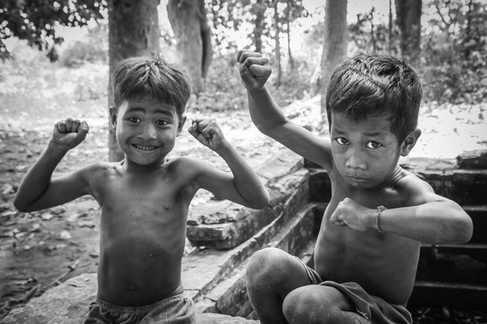 The Boys - Cambodia