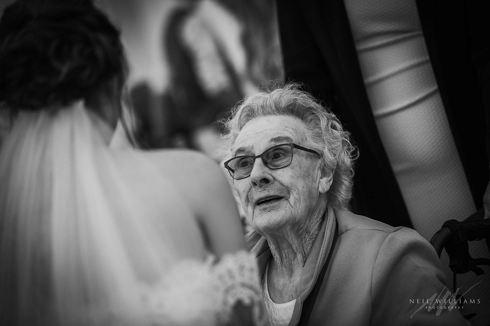pembrokeshire photographer, neil williams photography, outdoor wedding, hilton court, happy couple, summer wedding, best welsh wedding photographer, wedding, guests, mother of the bride, outdoor ceremony, bride & groom, south wales wedding photographer, gran at wedding
