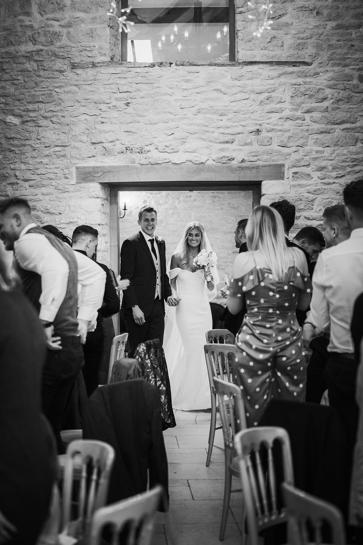 newlyweds, kingscote
