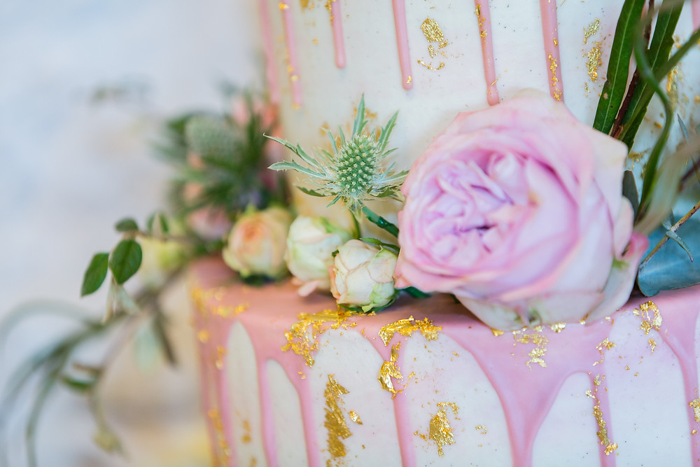 vics vegan bakes, rosedew farm, wedding cake, neil williams photography