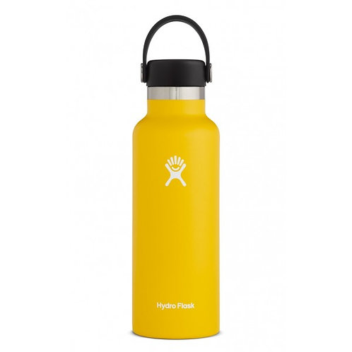 Hydro flask geel