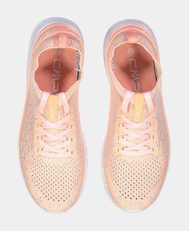 Sport sneaker licht roze