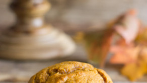 Proteïne pumpkin spice muffins