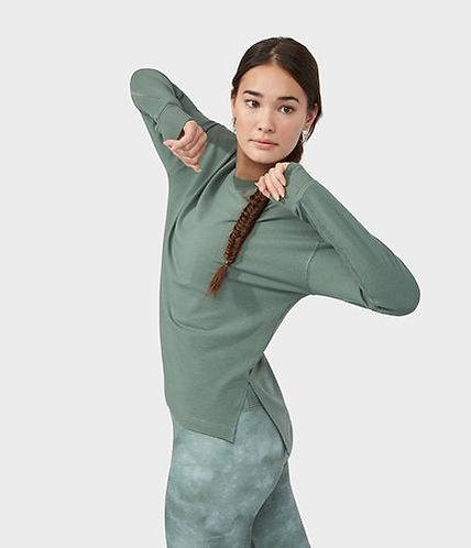 Manduka sweater met lange mouwen