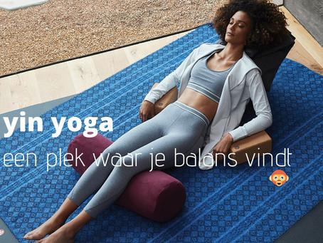 Waarom zou je Yin Yoga moeten doen ?
