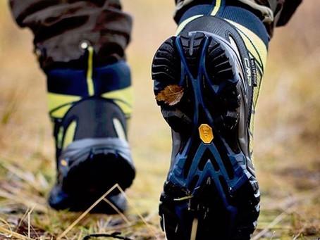 Knuffel jouw wandelschoenen