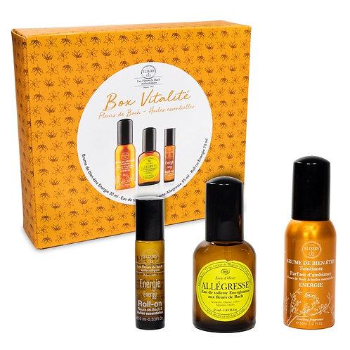 Bach vitaliteit geschenk box