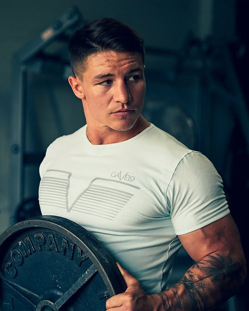 Gavelo sport s-shirt aqua