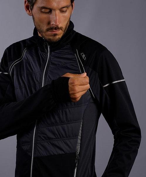Lightweight softshell jacket met verwijderbare mouven