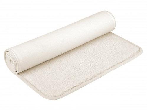 Yogamat bio natuurlijke schaapswol
