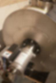 Generador de aire caliente para Deshidratado