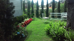 Formal Garden Xericape Privacy