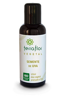 SEMENTE DE UVA 120ML