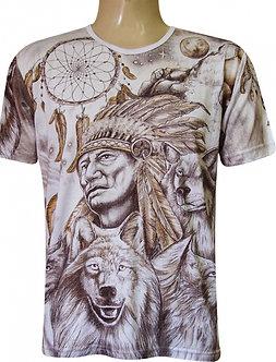 Camiseta Tribal Cacique