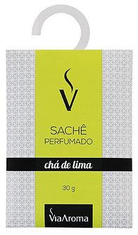 SACHÊ PERFUMADO 30G - CHÁ DE LIMA