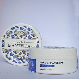 MANTEIGA MIX 100G
