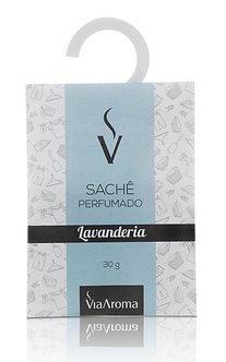 SACHÊ PERFUMADO 30G - LAVANDERIA