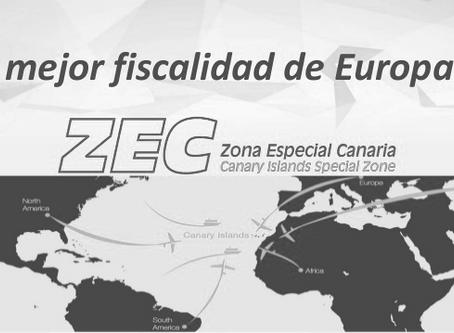Arbistar 2.0 está radicada en la Zona Zec de Canarias. Aquí el porqué.