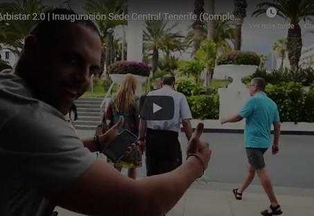 Arbistar 2.0 : Vídeo Institucional