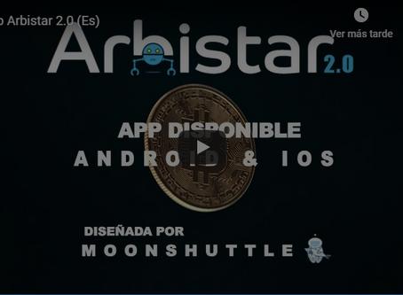Arbistar 2.0 ya tiene APP propia en Play Store