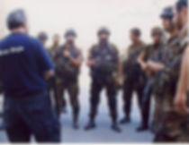 krav maga course for an army
