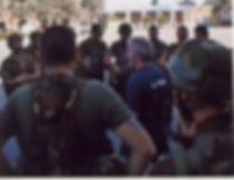 krav maga course for a platoon