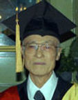 Associated Professor & Senior Advisor of Wado Ryu Karate Do  Dr. Tatsuo SUZUKI