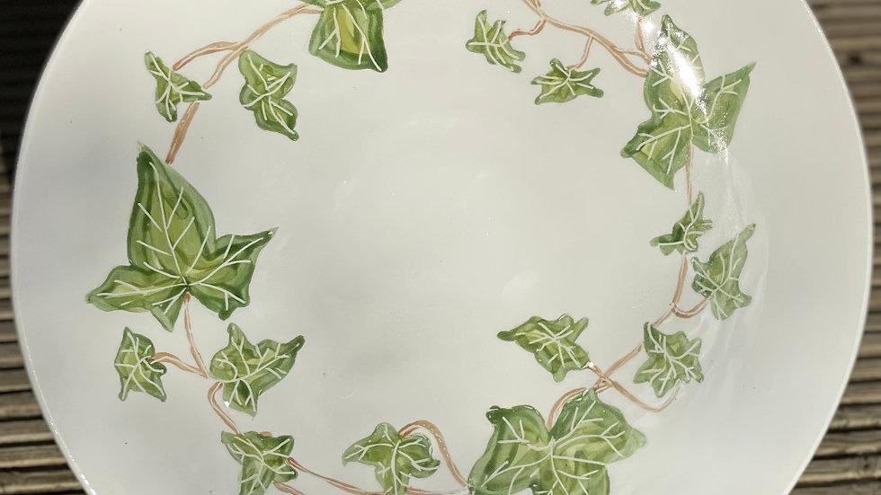 Ivy platter