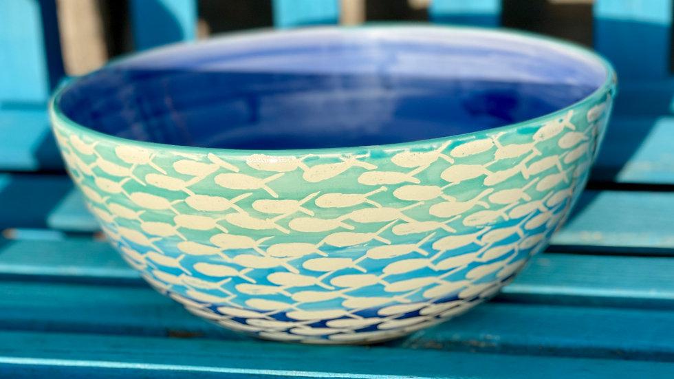 Deep shoal bowl