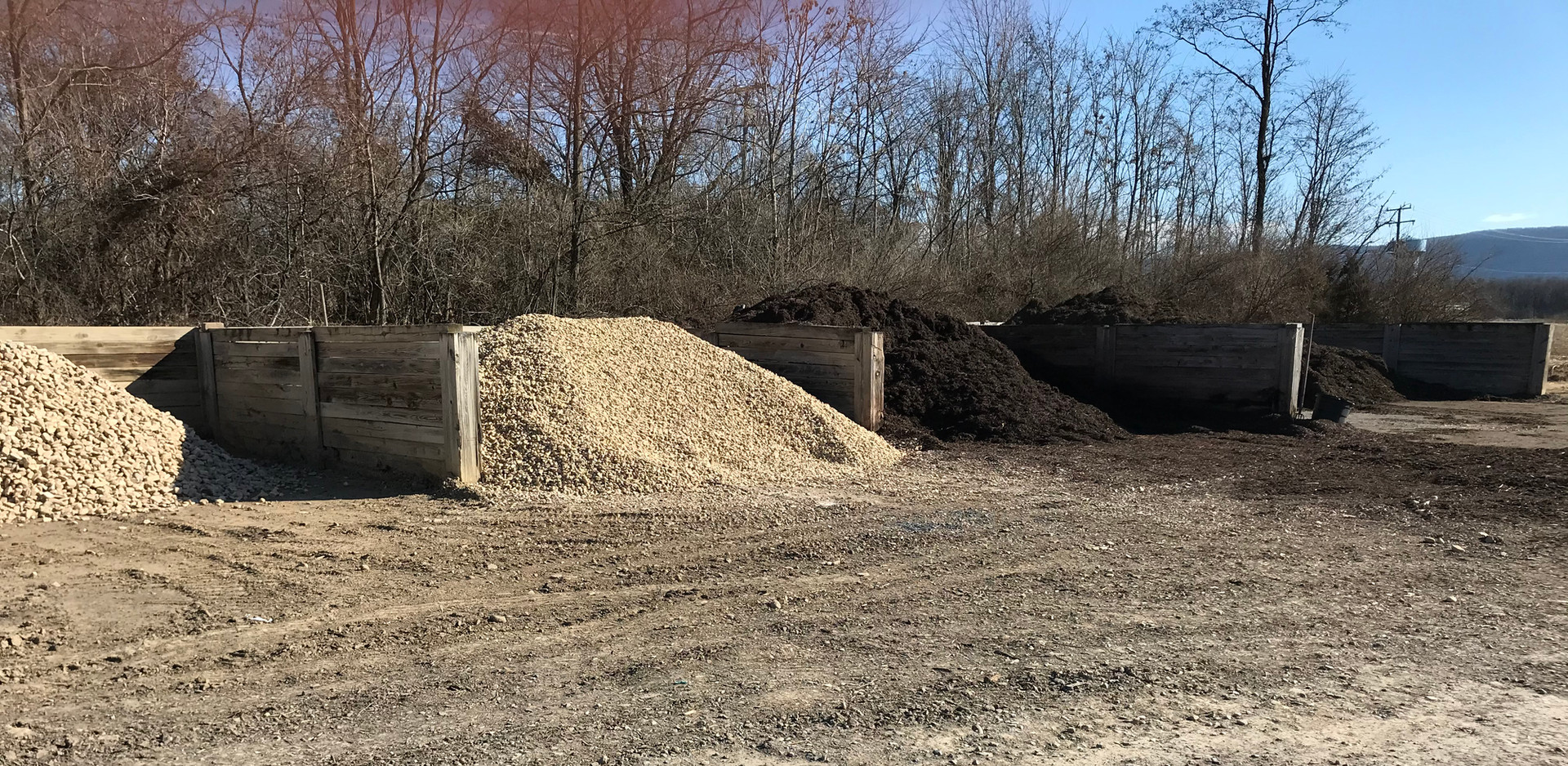 Bulk Materials for Homeowners and Contractors