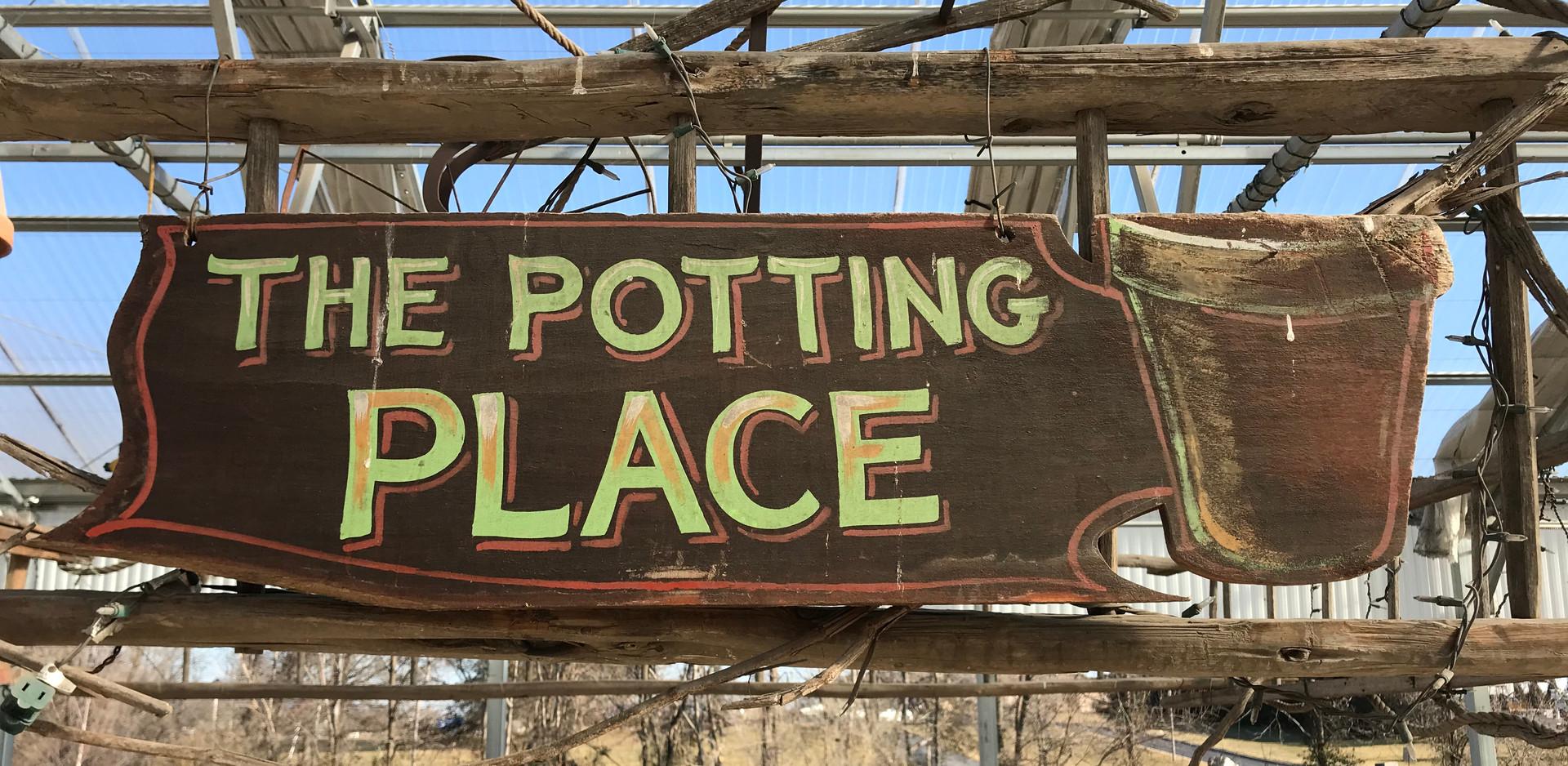 Potting and Arrangements