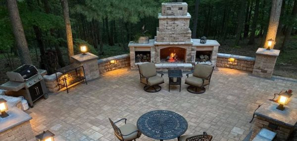 Hardscapes and Outdoor Living Areas