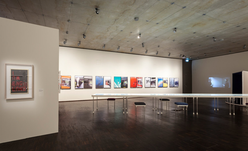 Trucks and Drivers, exhibition view, JMM