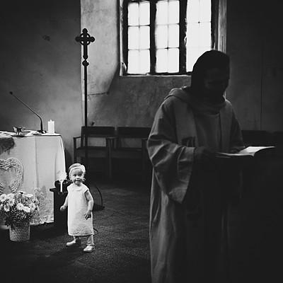 Rūta   Christening