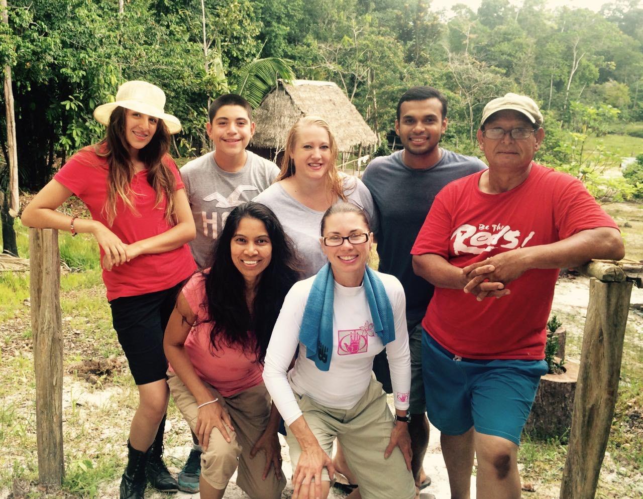 Peru Trip Team