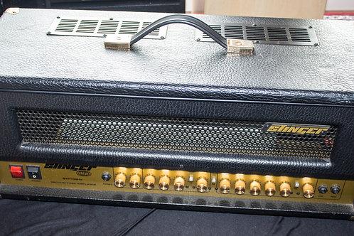 Testata Stinger, STP100HV Valvolare 100W