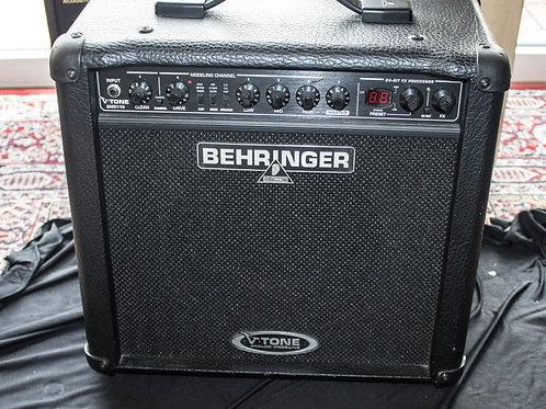 BEHRINGER GMX110 V-TONE, Amplificatore Combo per Chitarra Elettrica