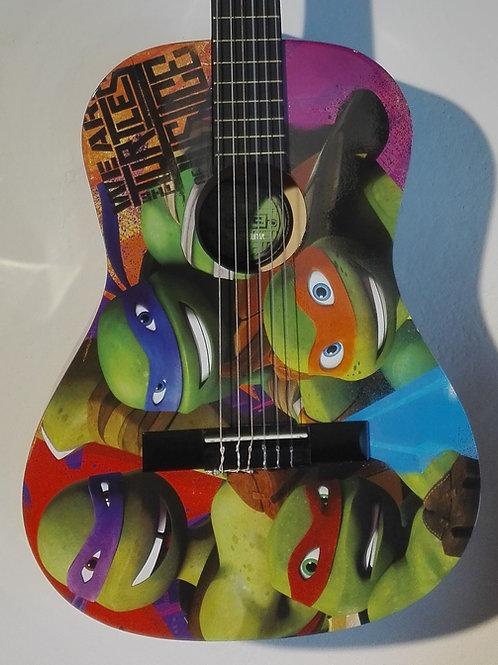 Chitarra Classica 3/4, Teenage Mutant Ninja Turtles