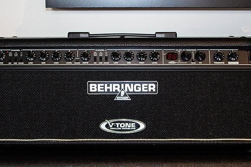 Testata Behringer V-TONE, modello GMX1200H