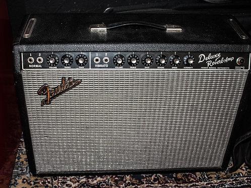 Fender, 1967 Deluxe Reverb Amp