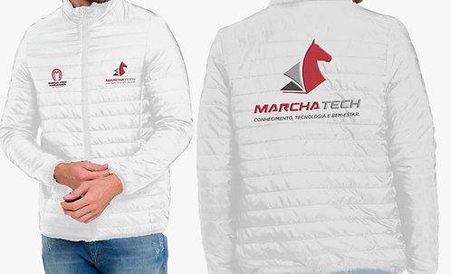 Casaco Branco Marchatech