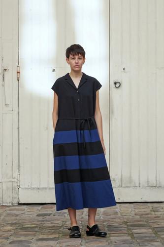 Dress : DAISY Black / Navy
