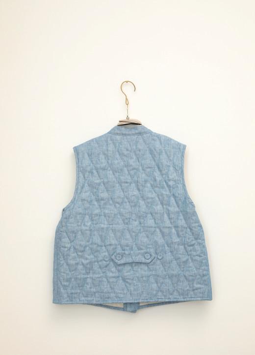 606 Washed blue