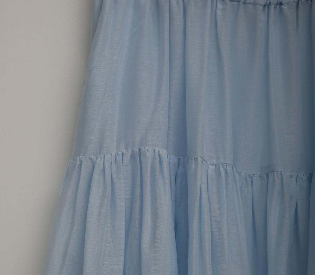 SANDRINE Light blue